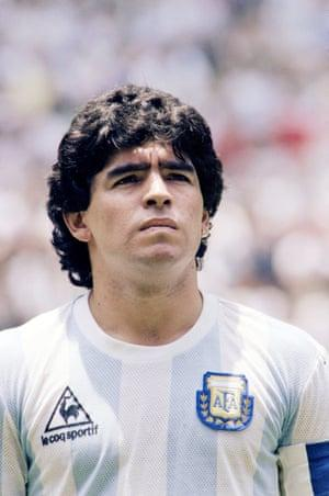 Football legend, Diego Maradona dies, aged 60
