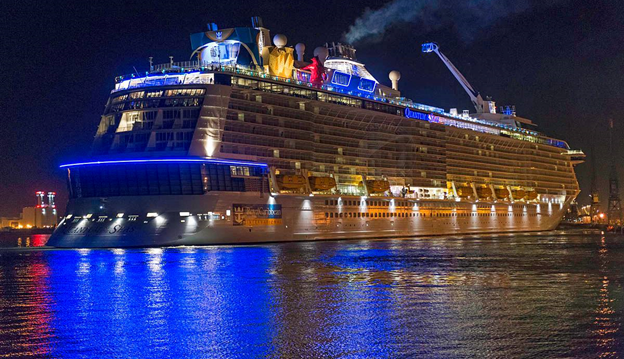 Royal Caribbean Sails Again