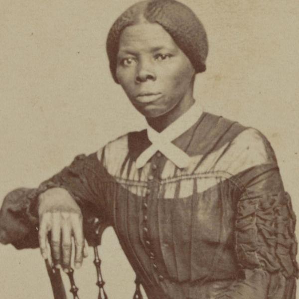 Tubman on $20 Bill