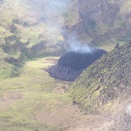 Caribbean Volcanoes Awake