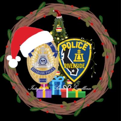 Go Get 'em Santa Cop!