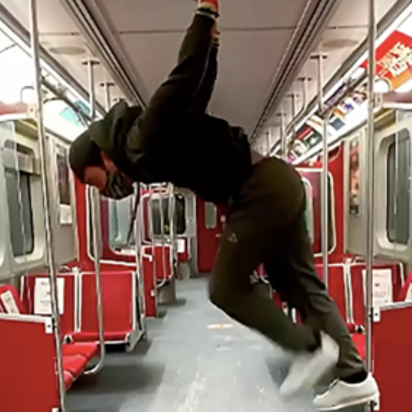 Subway Dance Video