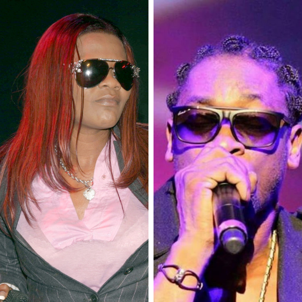 Gold for Bounty Killer, Lady Saw