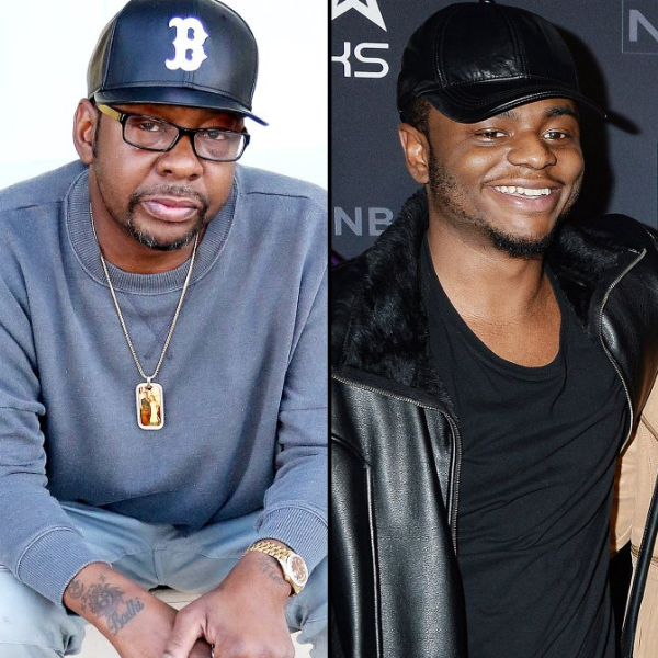 Bobby Brown Opens Up