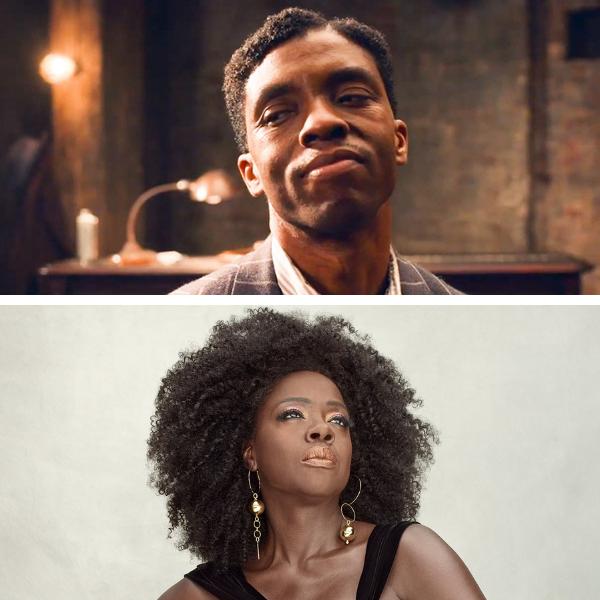 Black Actors Win SAG AWARDS
