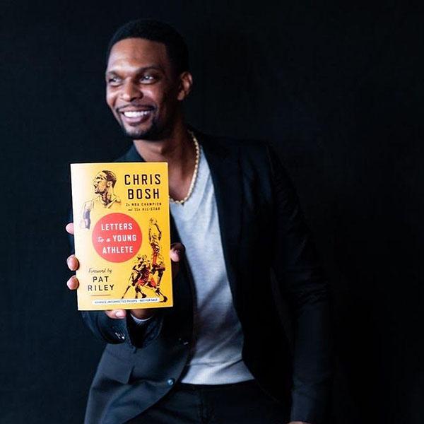 Chris Bosh Publishes Book