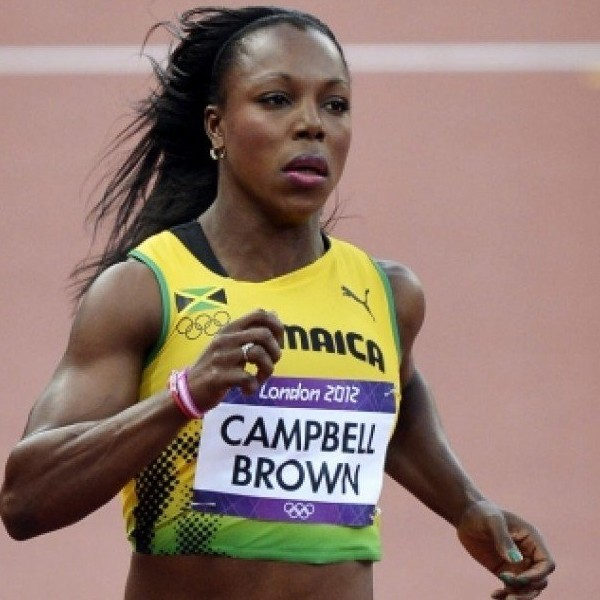 Veronica Campbell Brown Retires