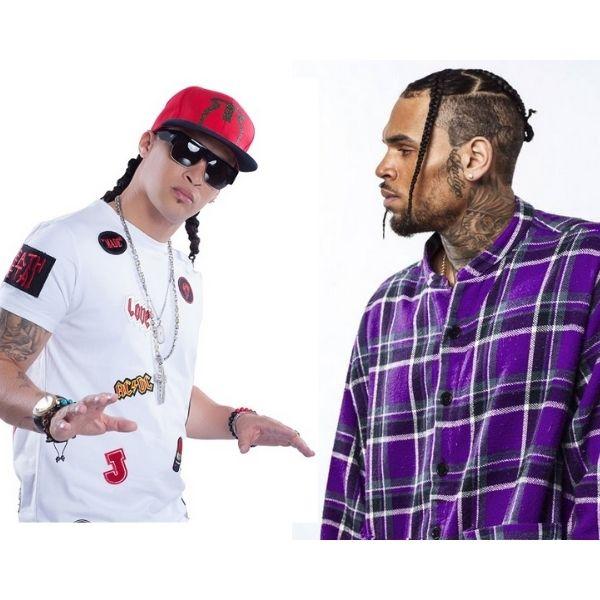 Red Rat and Chris Brown