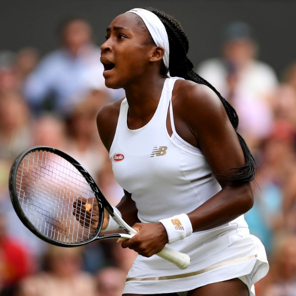 Coco Gauff Out of Olympics