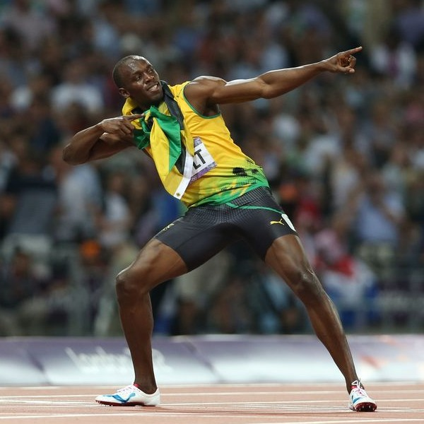 Bolt Training for 800m