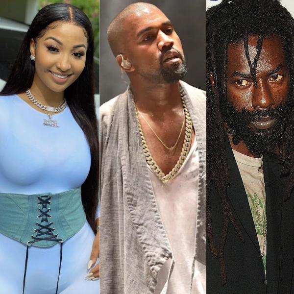 Shenseea, Kanye West, and Buju Banton